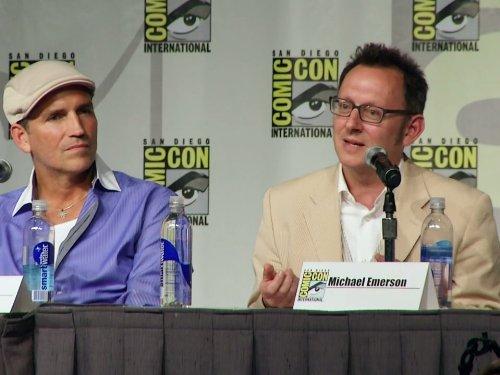Cast And Creators At Comic Con 2013