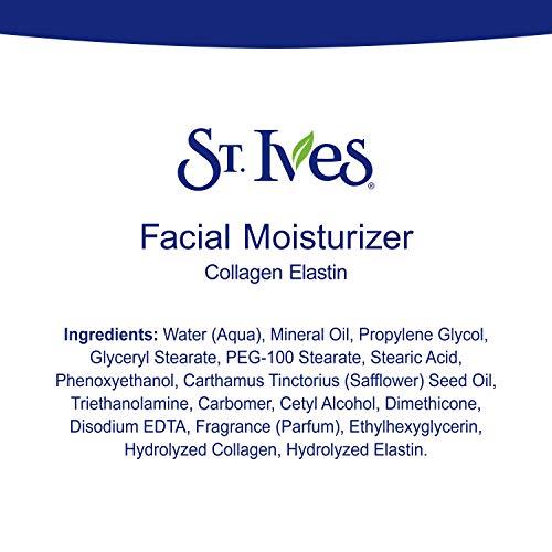 St.Ives Renewing Collagen & Elastin Moisturizer, 283 gm
