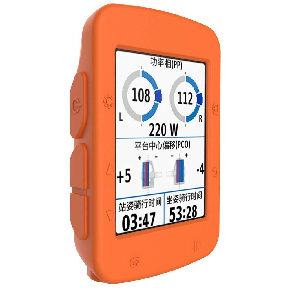 10 Colors Haodene Silicone Protective CAS For Garmin Edge 520//820//1000 GPS Bike Computer Accessories