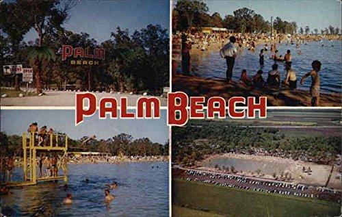 Amazon com: Palm Beach Lockport, Manitoba Canada Original