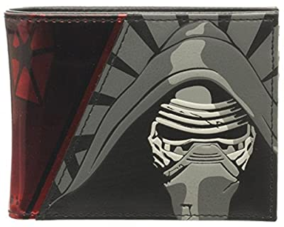 Star Wars - Kylo Ren Bi-Fold Wallet 4 x 4in