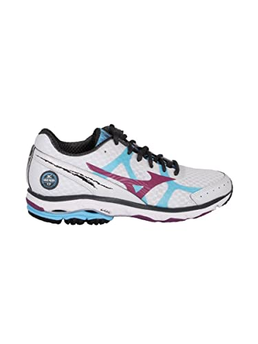 01cce8dacd68 Mizuno Wave Rider 17 Runningshoes Women: Amazon.co.uk: Sports & Outdoors