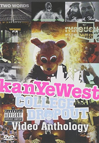 Price comparison product image Kanye West - College Dropout: Video Anthology