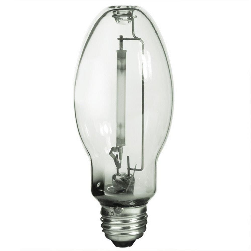 Sylvania 67502 (6-Pack) LU50/MED 50-Watt High Pressure Sodium HID Light Bulb, 1900K, 4000 Lumens, E26 Base