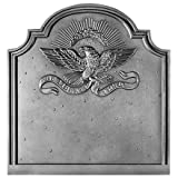 20.5″ x 21.5″ American Eagle Fireback Review