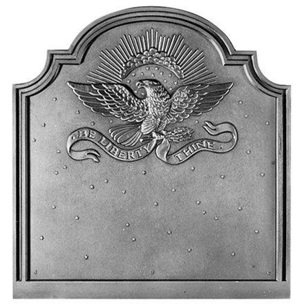 20.5'' x 21.5'' American Eagle Fireback by Pennsylvania Firebacks