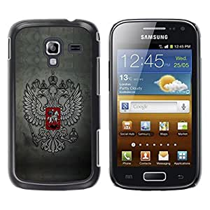 "For Samsung Galaxy Ace 2 , S-type Royal Gryphon Crest"" - Arte & diseño plástico duro Fundas Cover Cubre Hard Case Cover"
