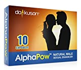 AlphaPow Ultra Strong Natural Male Supplement Energy Booster Performance Enhancement Pills