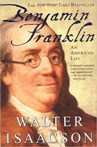 Image result for benjamin franklin a life walter isaacson