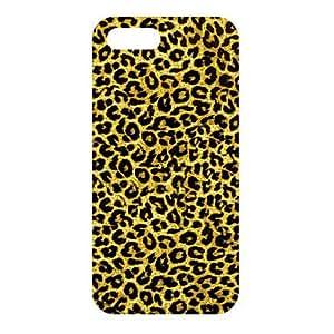 YULIN Leopard Patrón duro para el iPhone 5/5S
