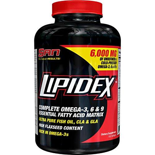 Lipidex (жирные кислоты) 180 Гели
