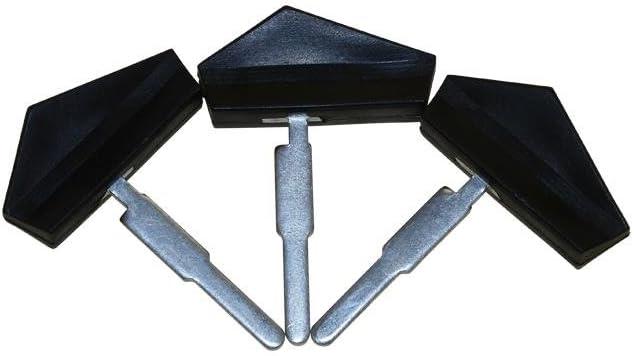 3x Zündschlüssel Zündapp Hercules Kreidler Puch Mofa Moped Mokick Schlüssel Schlüsselrohling Auto