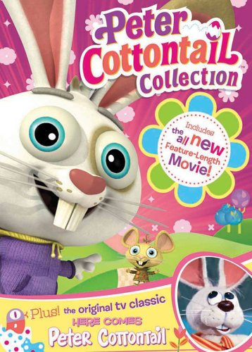 The Peter Cottontail Collection -  DVD, Danny Kaye