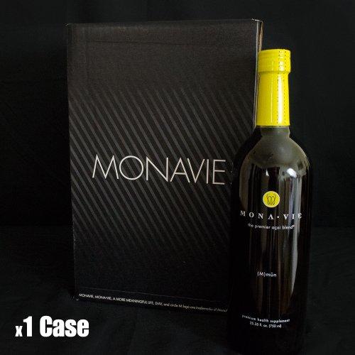 Monavie (M)mun - 1 Case (4 Bottles) by Monavie