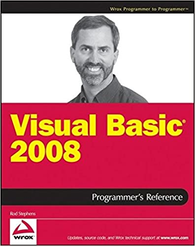 Murachs Visual Basic 2008 Ebook