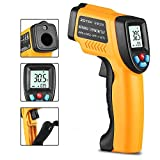 Laser Digital Infrared Thermometer, Cooking