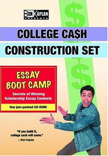Essay Boot Camp (ScholarshipCoach.com College Cash Construction Set Series)