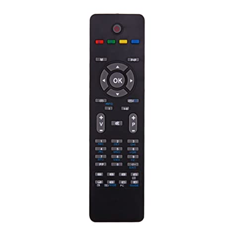 4fa6a4f90 Buy Rrimin Replacement Remote Control For TECHNIKA TV 26 32 37 40 42 HD  READY LCD TV Online at Low Prices in India - Amazon.in