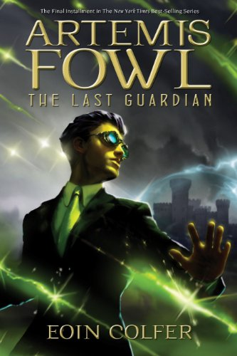 Artemis Fowl The Last Guardian