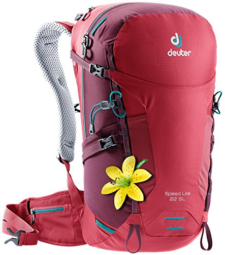 Deuter Speed Lite 22 SL, Cardinal/Maroon by Deuter
