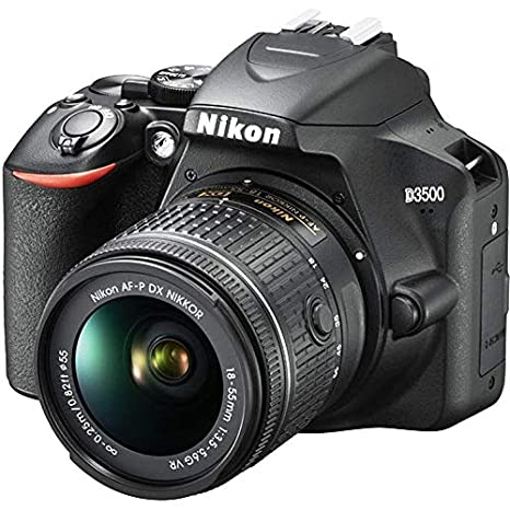 NIKON D3500 Camara NIKON Reflex D3500 24.2 MP 18-55 WiFi/Full HD ...