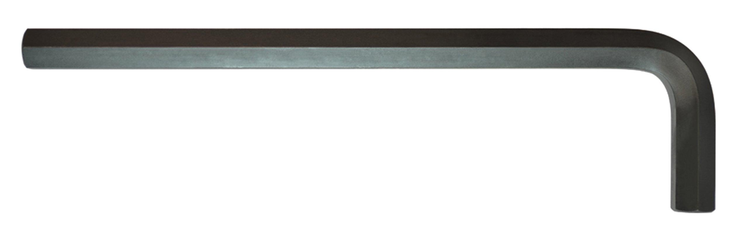 DealMux 4mm Hex Key L-Shape Internal Hexagon Metal Wrenches Silver Tone 20 Pcs