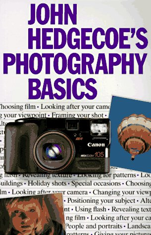 """Hedgecoe uses the most commonly owned beginners' cameras...to demonstrate how the camera works in simple, non-technical language.""--Photographic Trade News. ""Hedgecoe's...how-to advice can inspire...amateur paparazzi. The lessons are easy, given ..."
