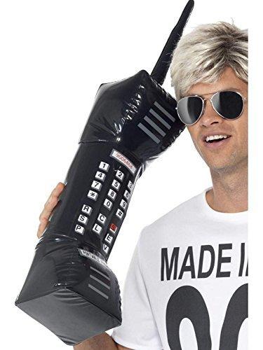 Inflatable Retro Mobile Phone Costume Accessory