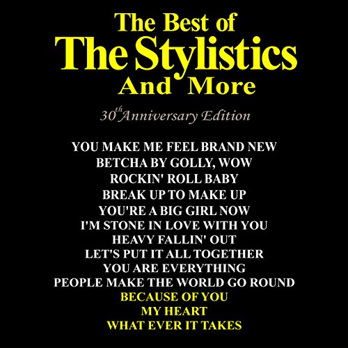 The Stylistics - Cuts - Zortam Music