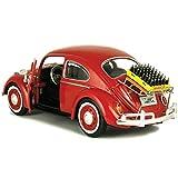 Coca-Cola 1/24 1967 Volkswagen Beetle with Rear