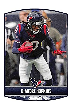 78a56f933 2018 Panini NFL Stickers Collection  130 DeAndre Hopkins Houston Texans  Official Football Sticker