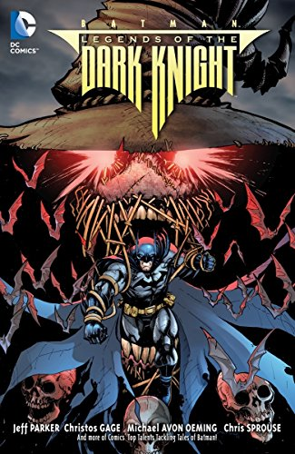 Batman: Legends of the Dark Knight Vol. ()