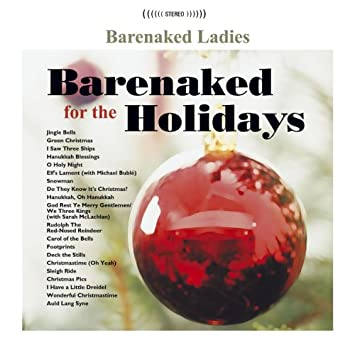 sara christmas naked Bare ladies