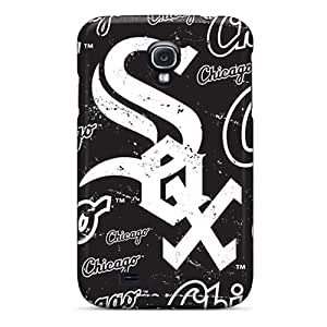 Great Hard Cell-phone Cases For Samsung Galaxy S4 With Customized Nice Chicago White Sox Pictures PhilHolmes