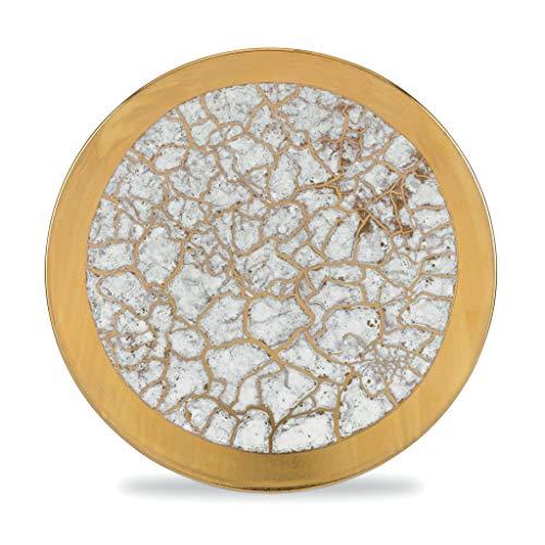 Michael Wainwright 844840 Tempio Luna Gold Coupe Bread