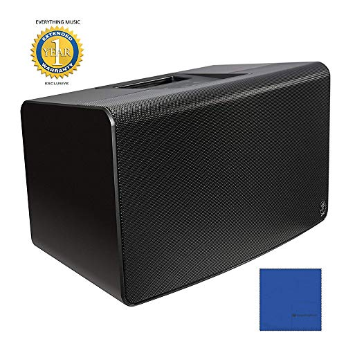 - Mackie FreePlay LIVE Personal PA with Bluetooth & Microfiber and Free EverythingMusic 1 Year Extended Warranty