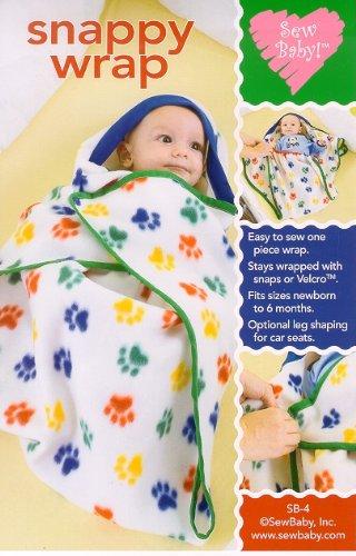 Snappy Wrap (SewBaby! Snappy Wrap Pattern)