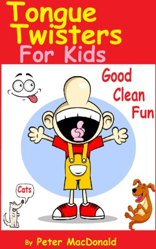 Tongue Twisters For Kids ; Best Joke Book for Kids Volume 3 ()