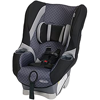 Graco My Ride 65 LX Convertible Car Seat, Coda, One Size