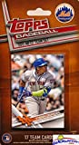 #10: New York Mets 2017 Topps Baseball EXCLUSIVE Special Limited Edition 17 Card Complete Team Set with Yoenis Cespedes, Noah Syndergaard & Many More Stars & Rookies! Shipped in Bubble Mailer! WOWZZER!