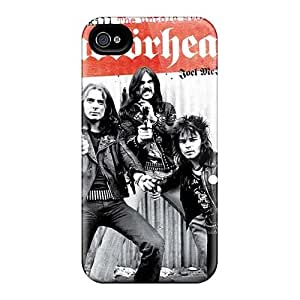 ZIr2505UAlX Case Cover Protector For Iphone 4/4s Motorhead Band Case