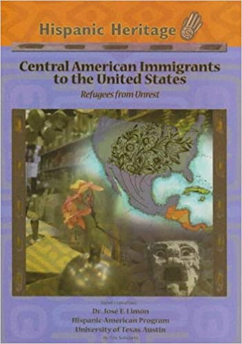 Central American Immigrants To The United States: Refugees From Unrest por Eric Schwartz epub