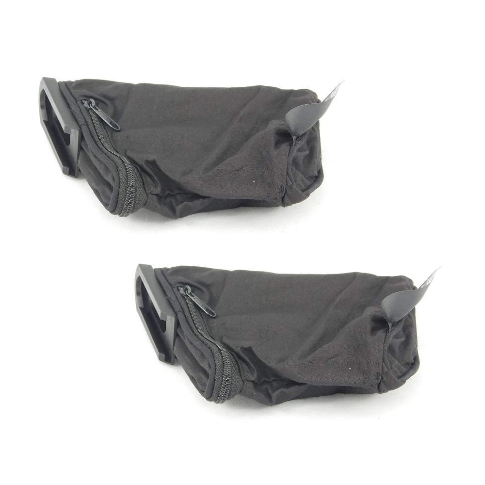 Black & Decker DS321 Sander (2 Pack) Replacement Dust Bag Assembly # 588562-00-2pk