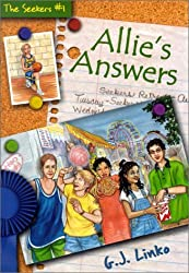 Allie's Answers (The Seekers Novel Series)