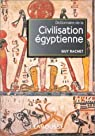 Dictionnaire de la civilisation égyptienne par Rachet