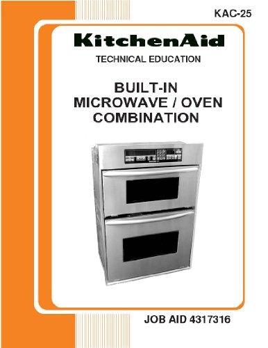 Kitchenaid KEMC308KSS04 KEMC308KSS01 service manual
