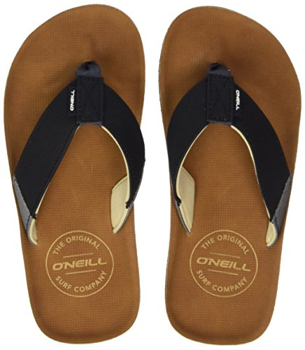 ONeill FB Chad Flip Flops - Chanclas Niños Braun (7014 Tobacco Brown)