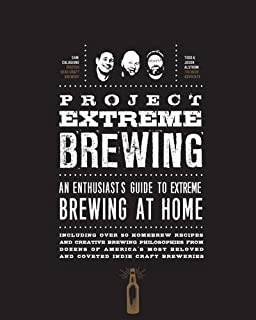 Book Cover: Project Extreme Brewing: An Enthusiast's Guide to Extreme Brewing at Home