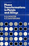 Phase Transformation in Metals and Alloys, Porter, David A. and Easterling, Kenneth E., 0442304390