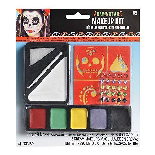 Day of The Dead Makeup Kit -